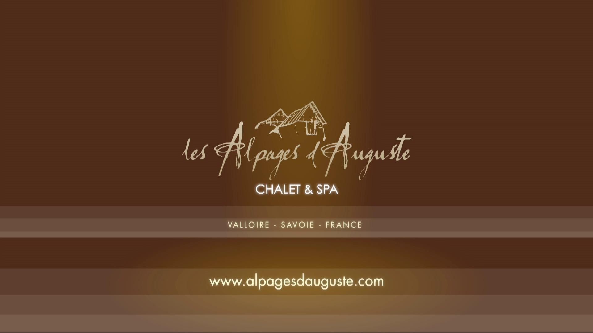 Publicité cinéma – Les Alpages d'Auguste