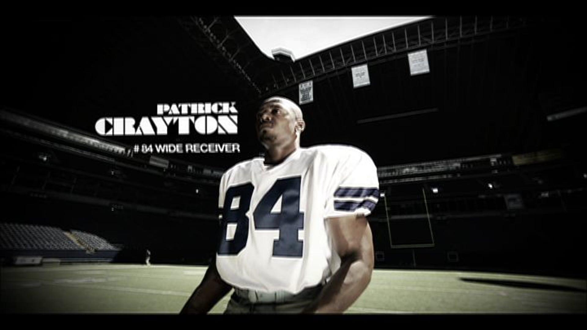 Patrick Crayton TV Commercial