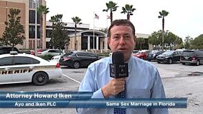 Florida Same Sex Marriage Update
