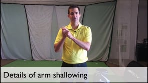 Details Of Arm Shallowing