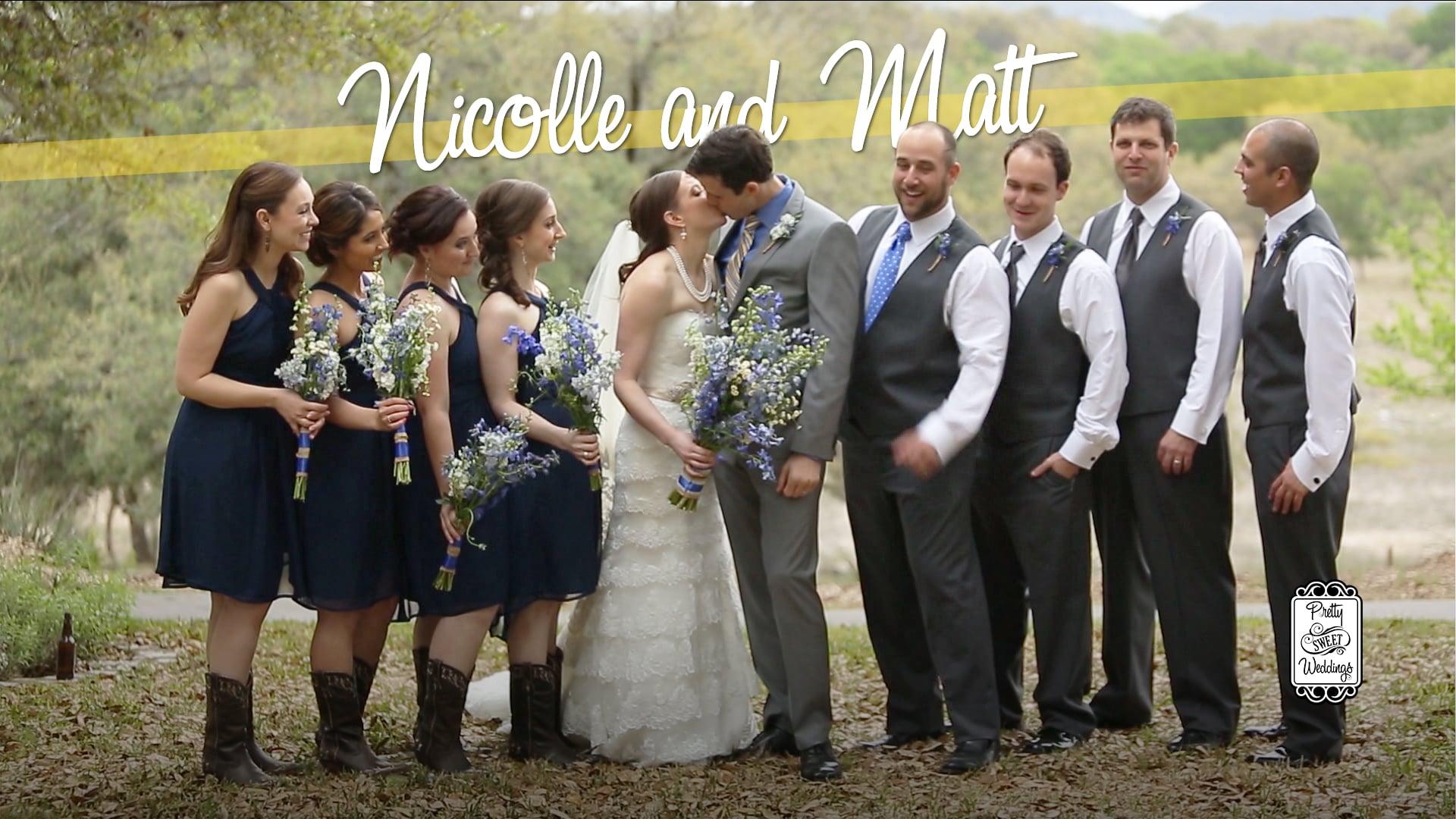 Paniolo Ranch: Nicolle & Matt