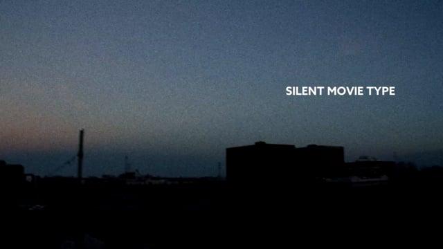 Souvenirs - Silent Movie Type