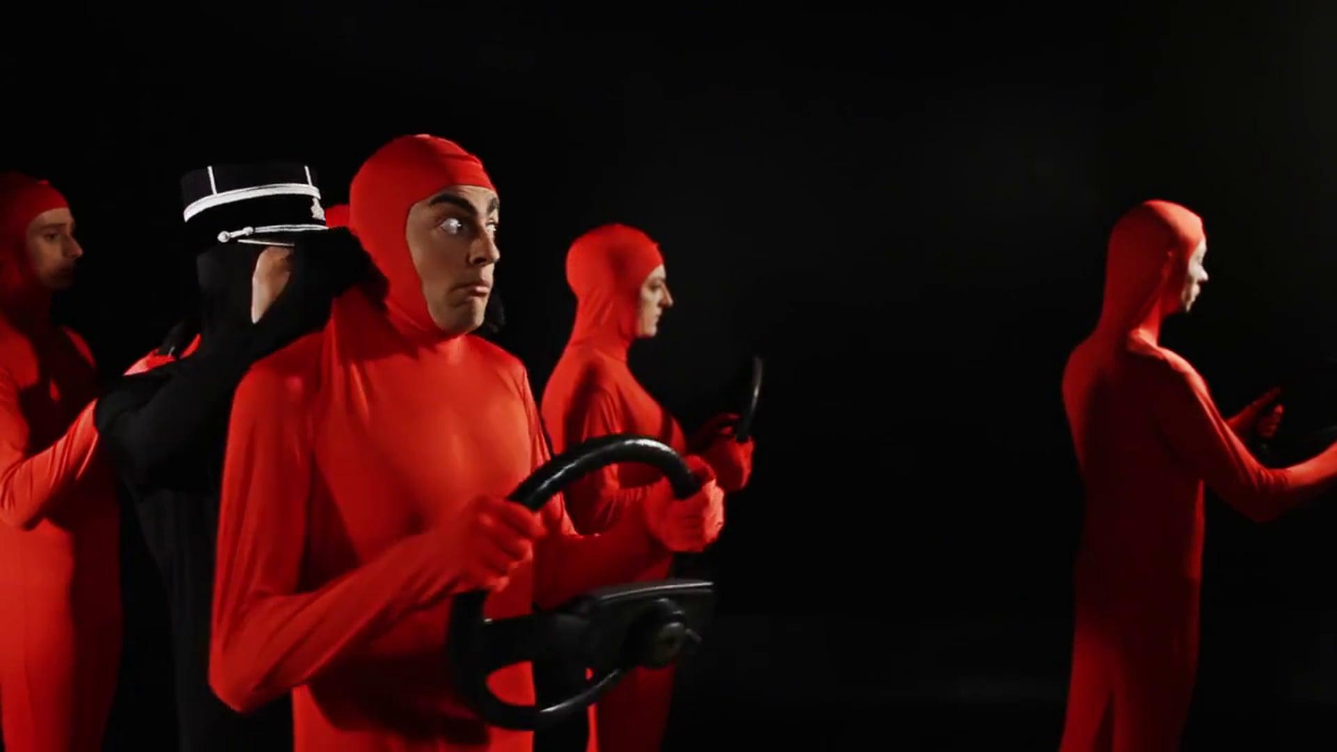"""Ministère des Transports - Webserie """"Le code du tunnel"""" - 9 épisodes"""