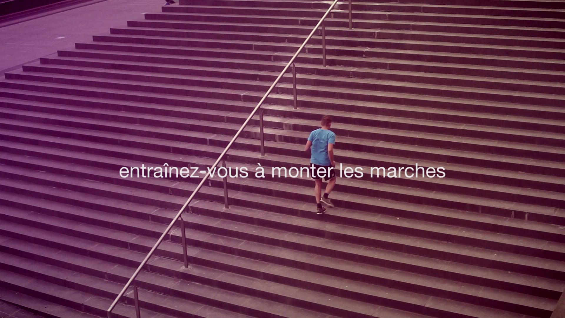"""Orange - """"Les Marches"""""""