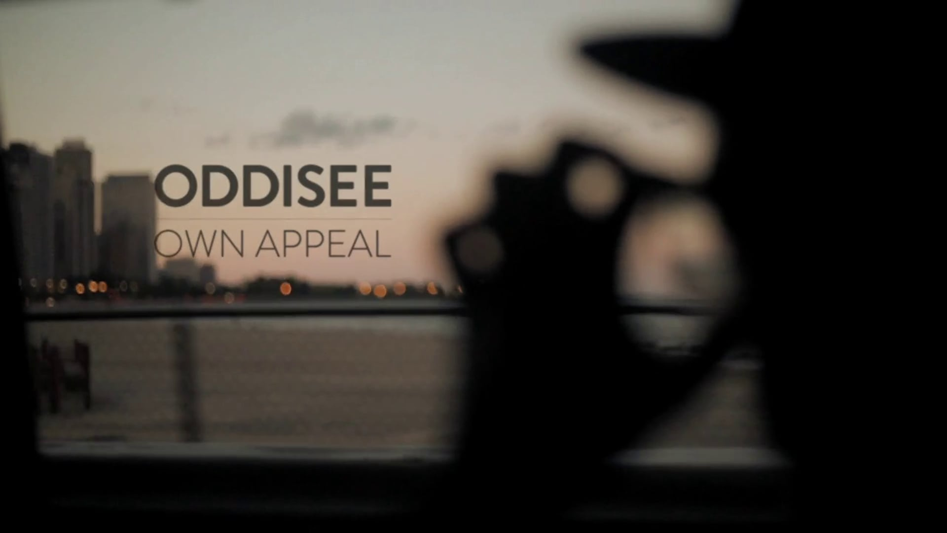 Oddisee // Own Appeal [OFFICIAL VIDEO]