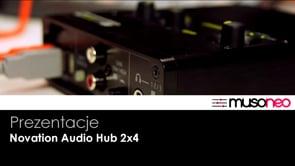 Novation Audio Hub 2x4