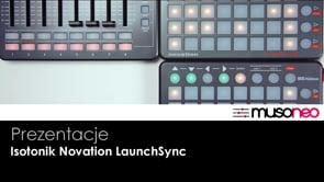 Isotonik Novation Launch Sync