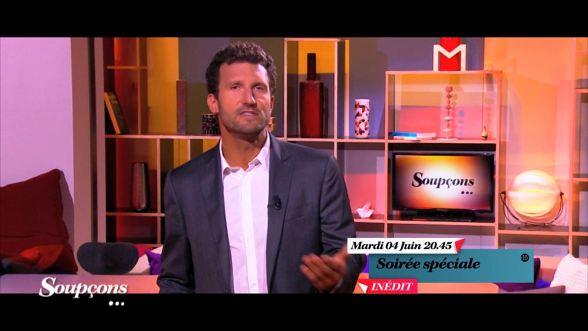 "Bande annonce  Magazine""Soupçons"" Prime time 90' Production Catch-On"