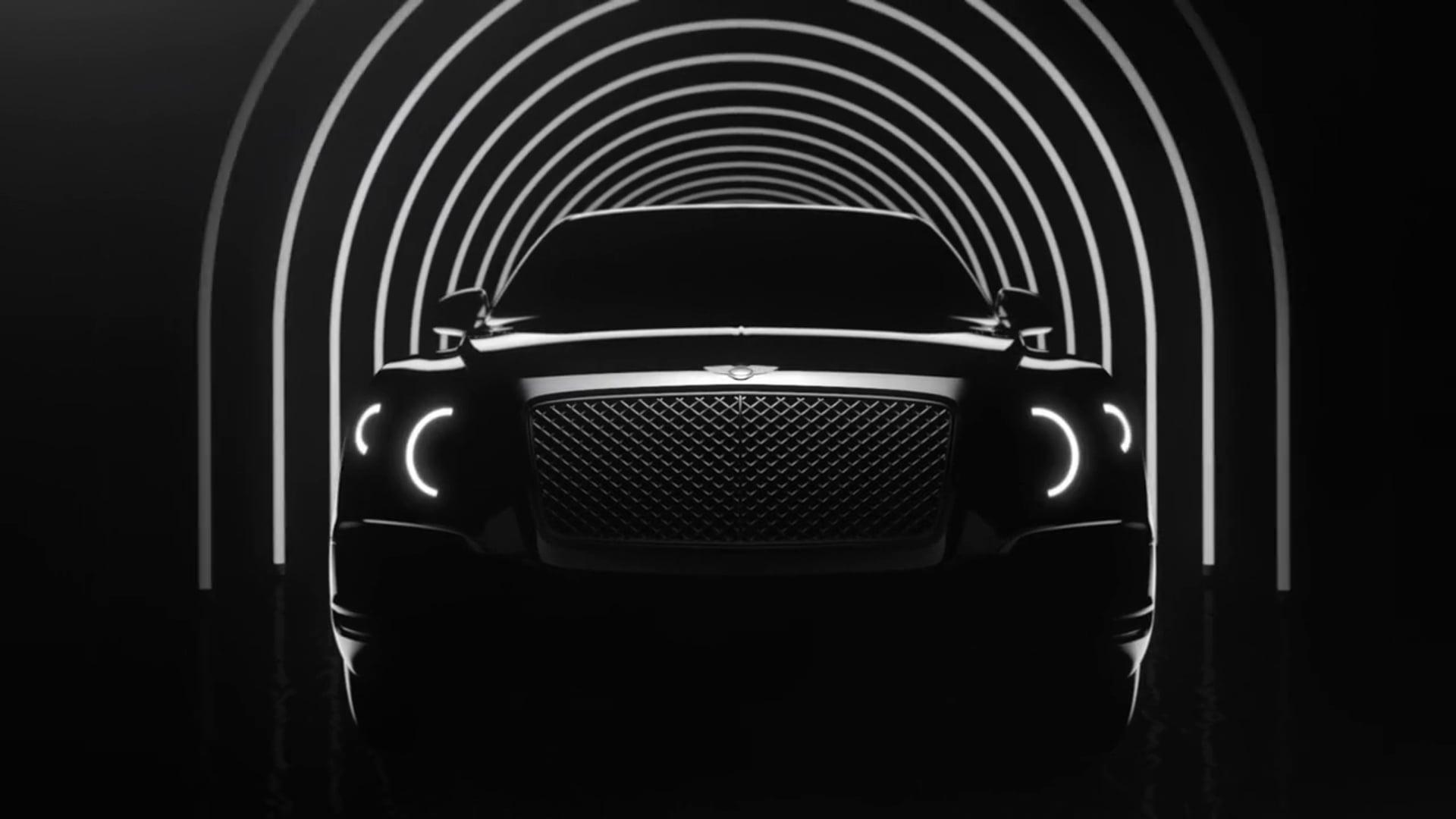 Bentley Suv Adv