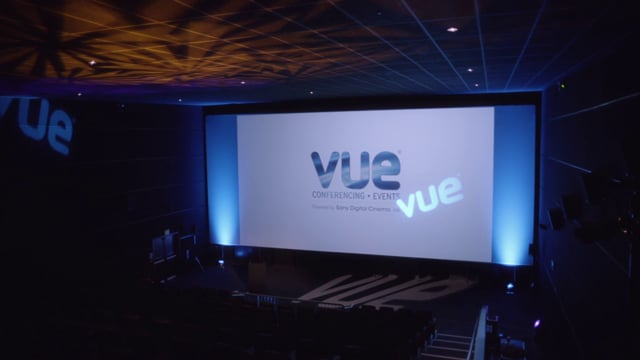 Vue Cinema AP Events Promo
