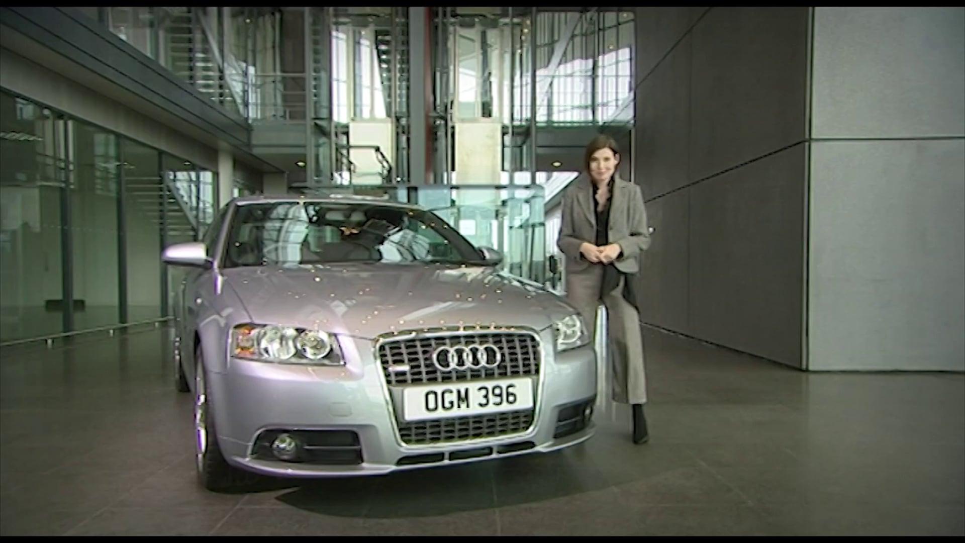 Audi S3 Infomercial