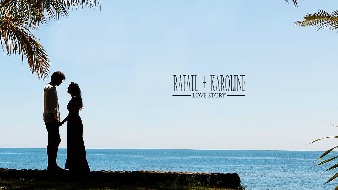 Rafael + Karoline (Love Story)