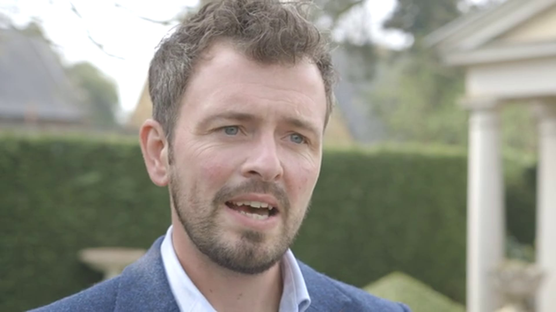 Interview with Paul Hervey-Brookes | Chelsea Flower Show 2014