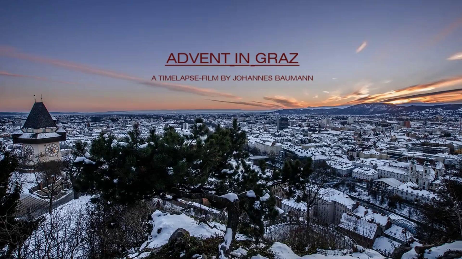 Advent in Graz - Timelapse