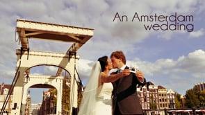 An Amsterdam wedding