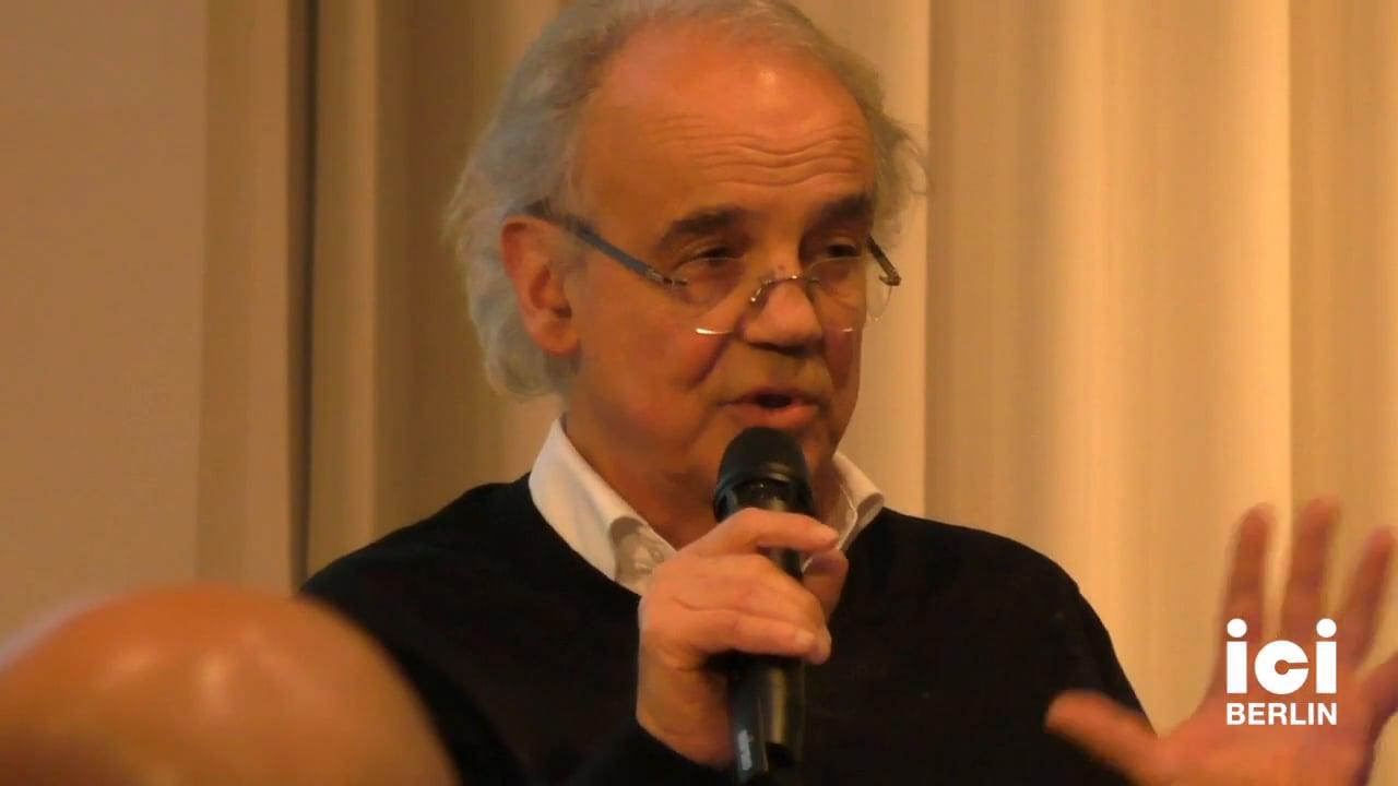 Talk by Freddie Rokem [5]