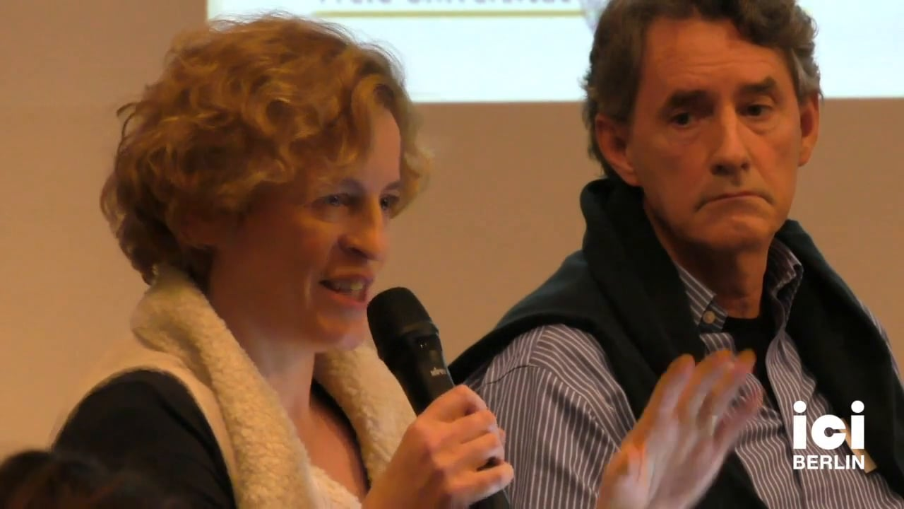 Introduction of the Roundtable Discussion by Alice Lagaay [1]