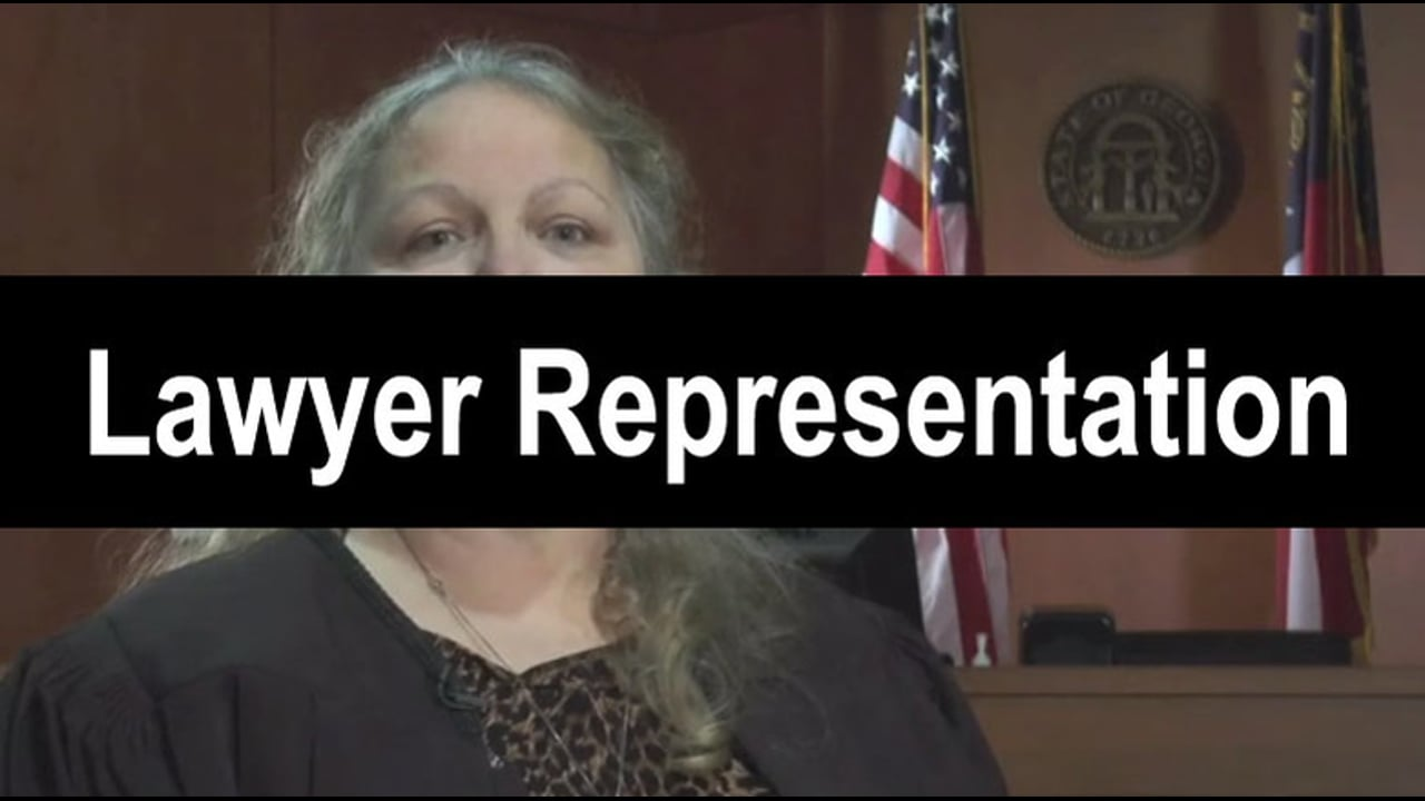 06-Lawyer Representation