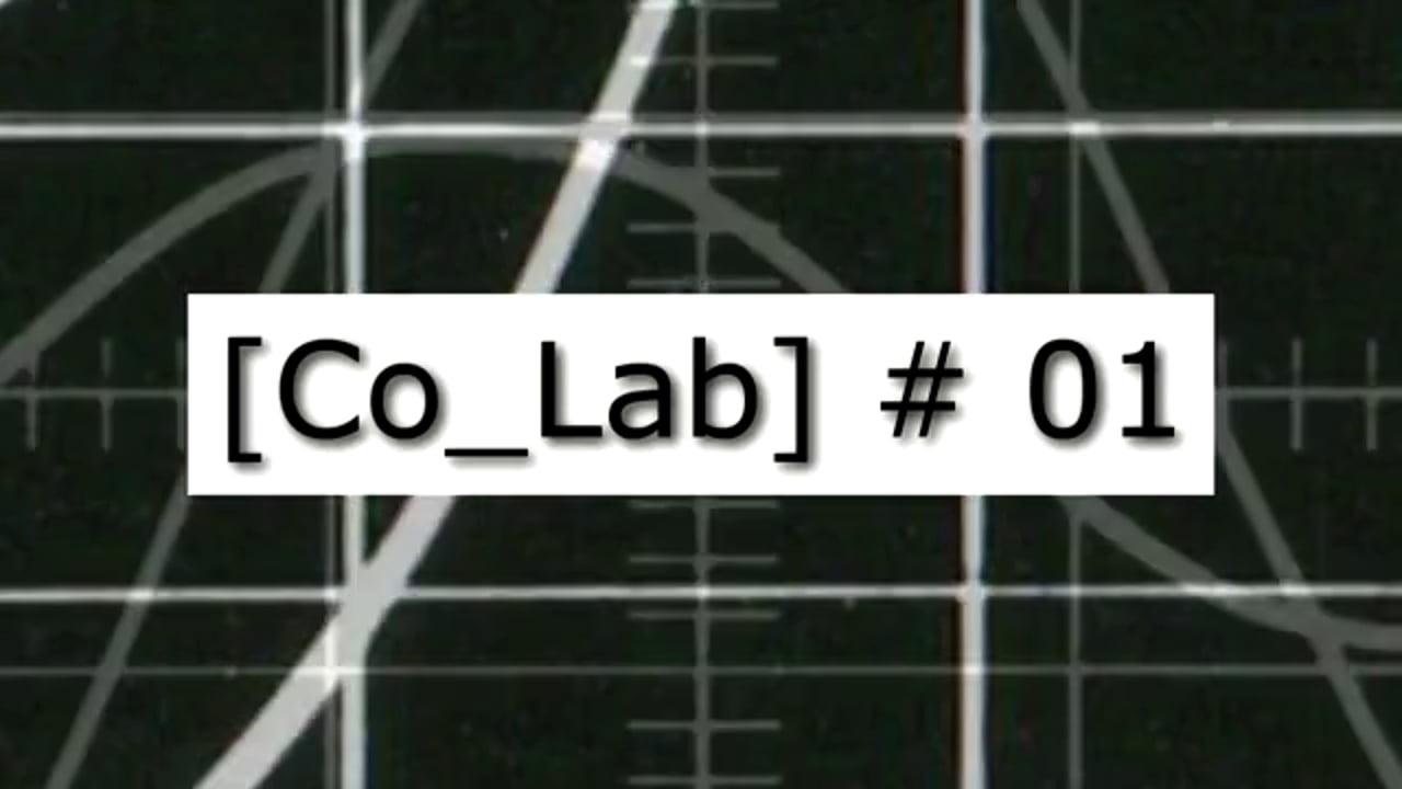 [Co_Lab] #01