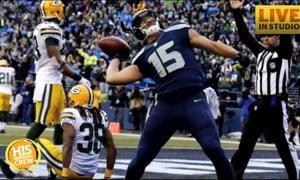 Seahawks Quarterback Wants Game Winning Ball Back