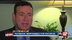 Facebook Can Cause Divorce