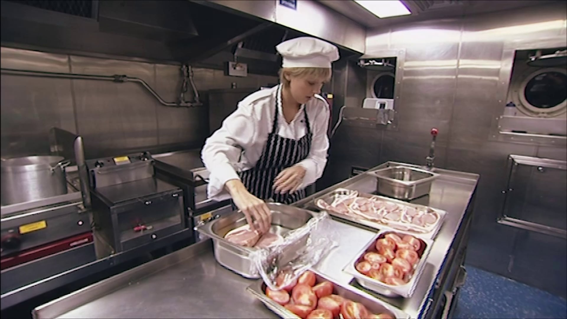 Royal Navy Two Six 'Breakfast'