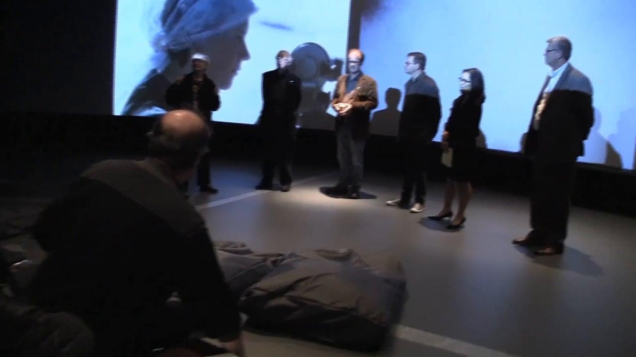 La Vie polaire/Polar Life Press Conference - Part 1
