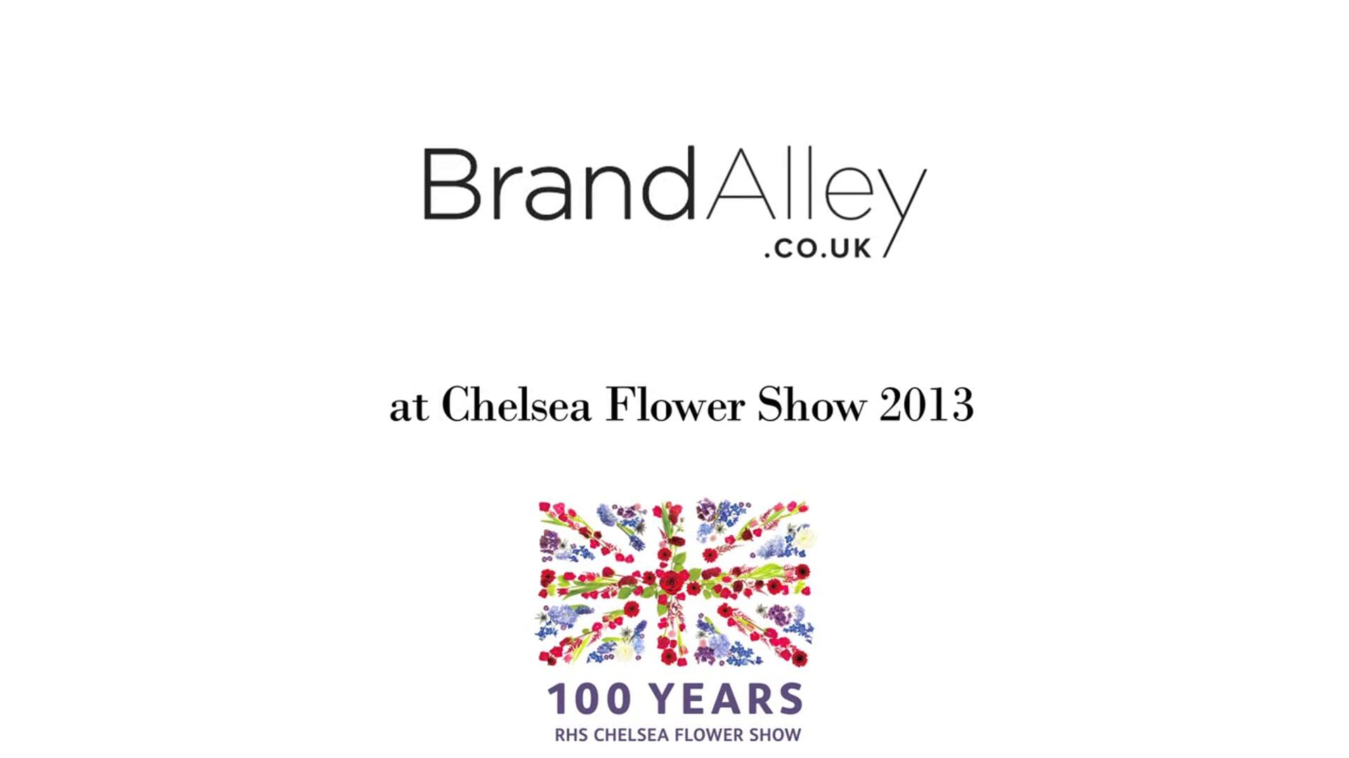 The BrandAlley Garden | Chelsea Flower Show 2013