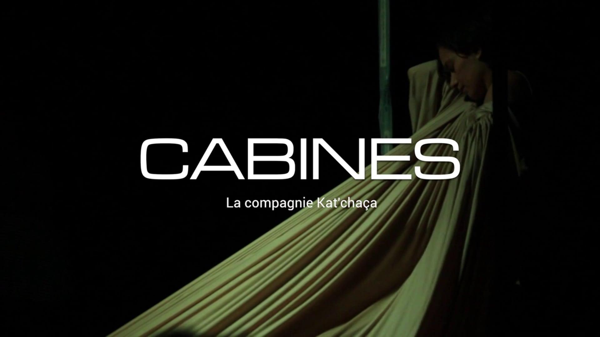 Natacha Paquignon - Cabines 2 - Interview & extraits