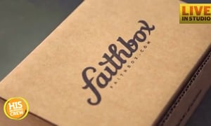 Former Atheist Creates FaithBox
