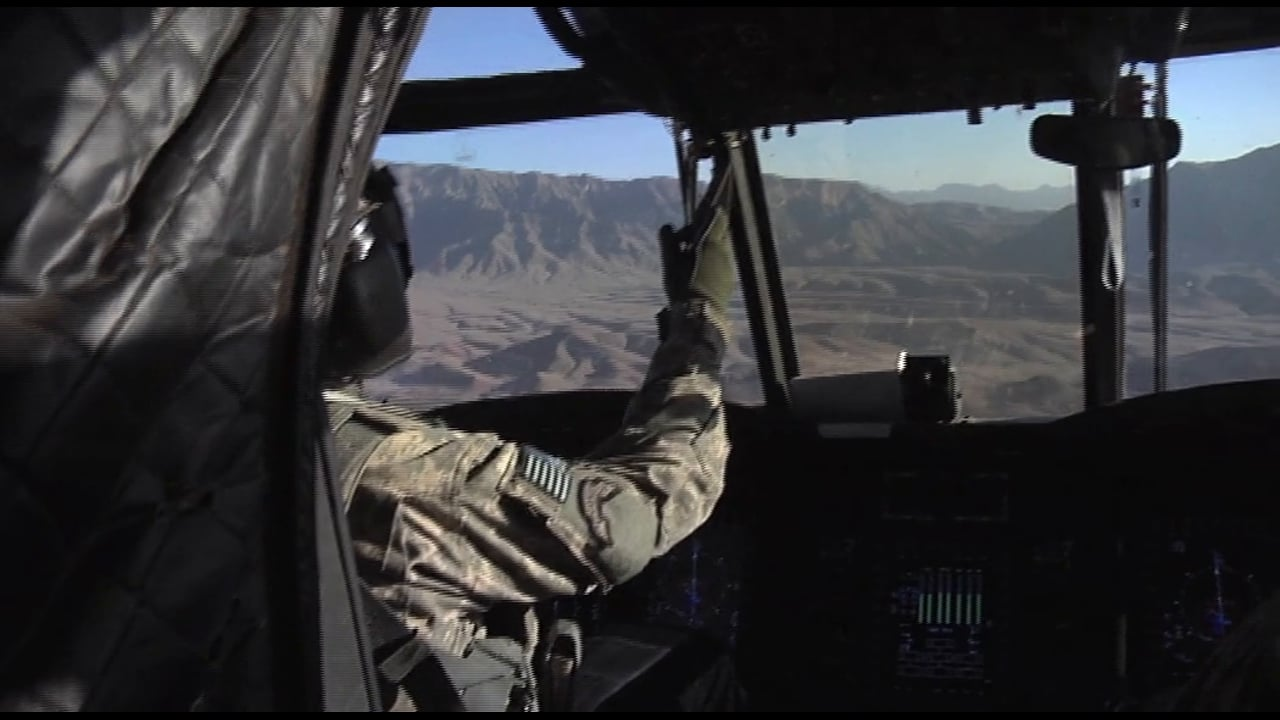 Task Force Shadow in Uruzghan