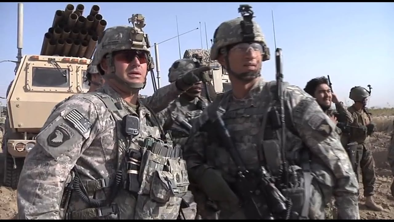 Operation Tuunbaad: The opening 48 hours of the 101st Airborne's operations in Zhari, Kandahar September 2010