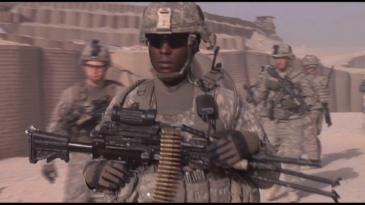 101st Airborne set out on Patrol into Sengeray, Kandahar Province Septebmer 2010