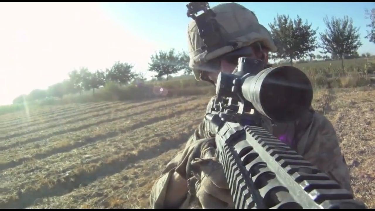 APTN - Afghansitan 2010 - Turf Wars in Marjah