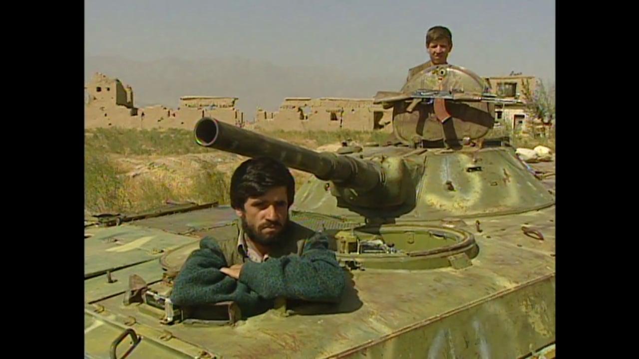 Afghanistan 2001 - General Babajan