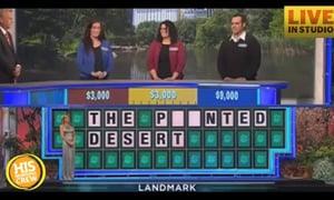 The Pointed Desert? The Pointed Desert? The Pointed Desert?