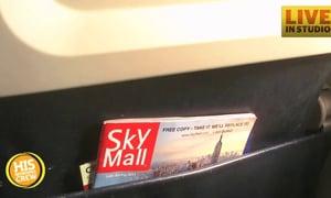 Sky Mall is Falling