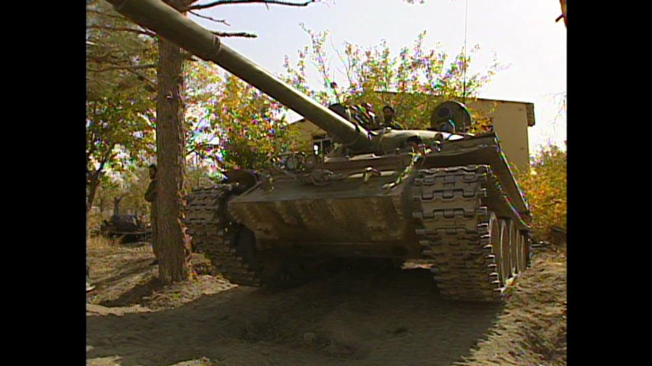 Afghan Weapons Factory - Afghanistan 2001