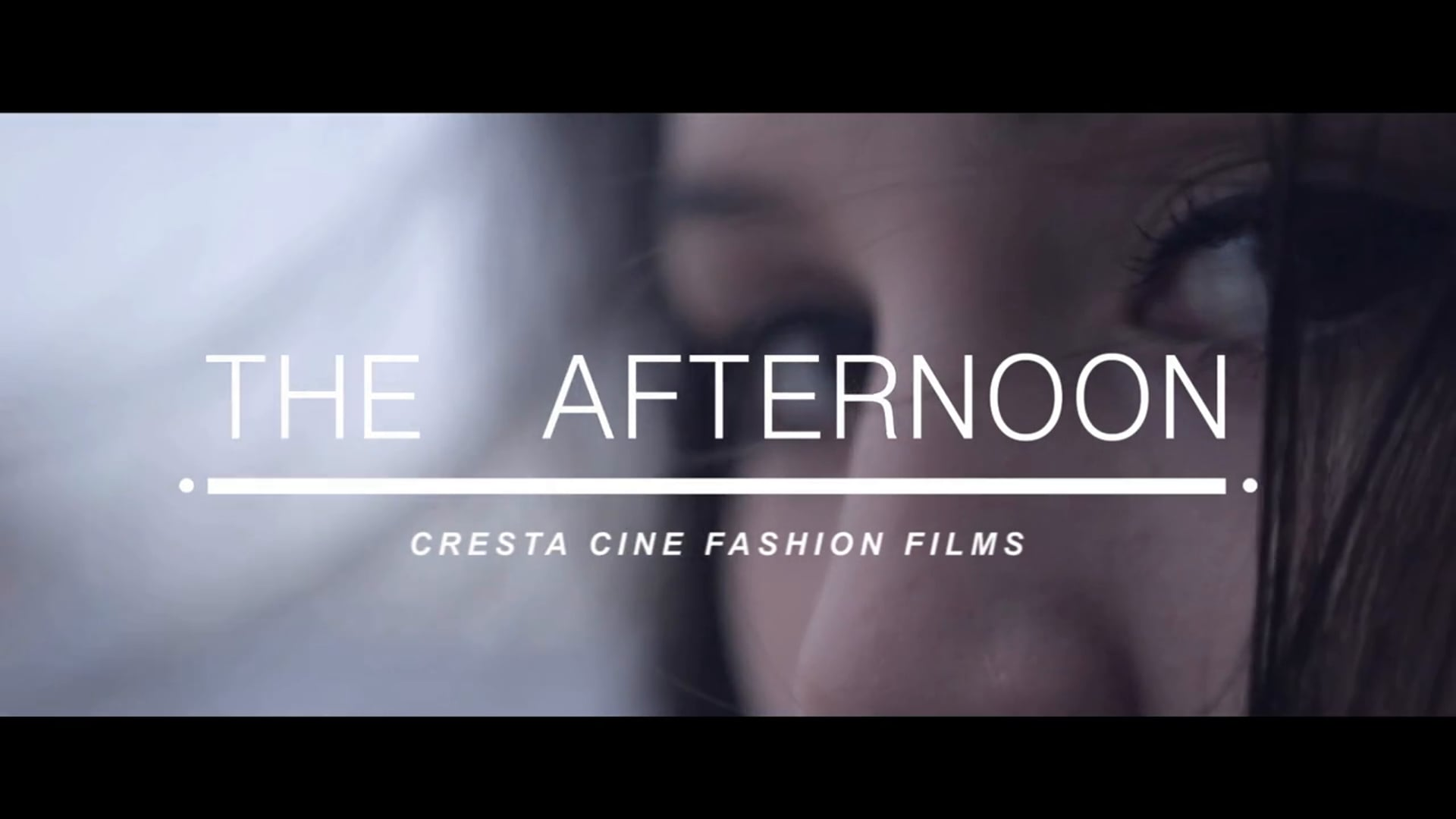 The Afternoon - Fashion Film