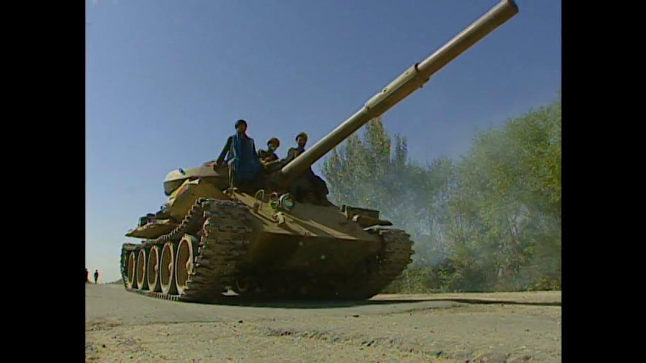 Afghanistan 2001 - War Clouds Building across the Shomali Plains