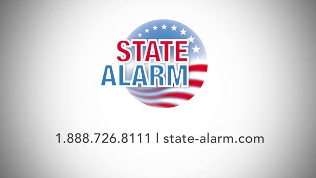 State Alarm Home Control 30sec