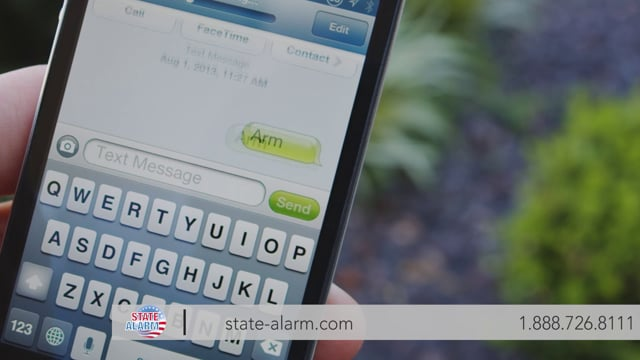 State Alarm Home Control 90sec