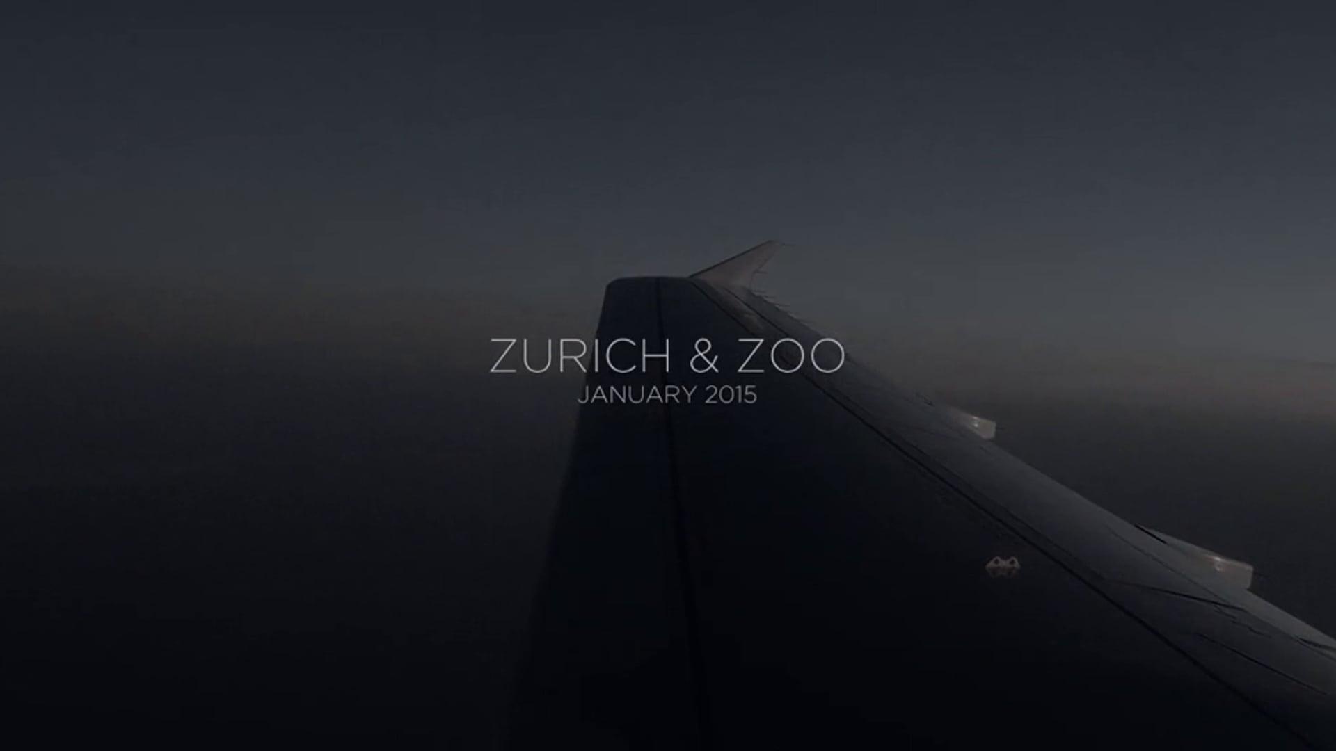 ZURICH & ZOO