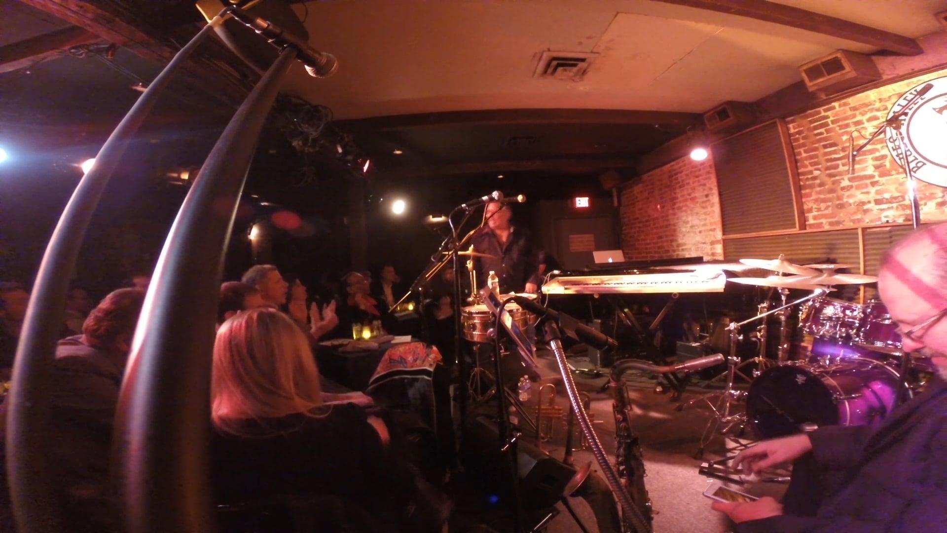 Arturo Sandoval Blues Alley 12_5_2014 Set 2 Intro.mov