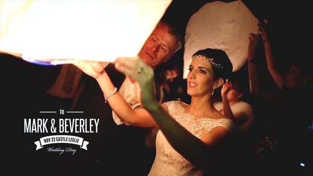 Mark & Beverley Highlights