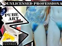 Unlicensed Professionals: Pube Art