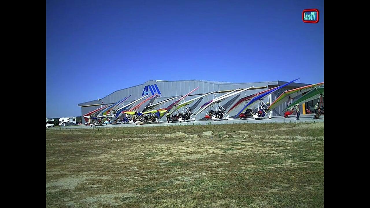 2a Parte de la 3a Trikerada 2008 en el aerodromo de Marugan en Segovia