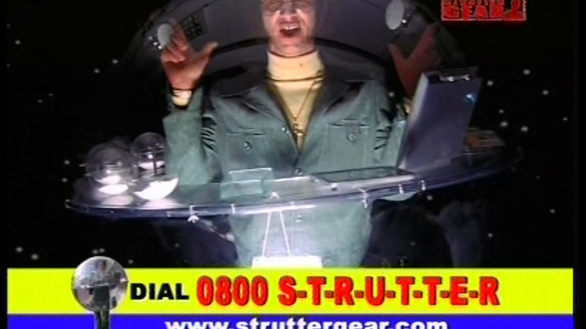 Strutter Bubble - (Paul Kaye, MTV)