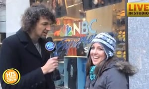 Luke from For King and Country ask for Advice for Being on the Today Show