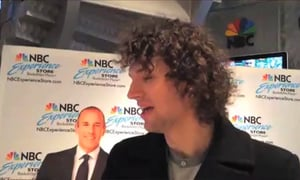 Luke From For King and Country Doesn't Know the Today Show Cast